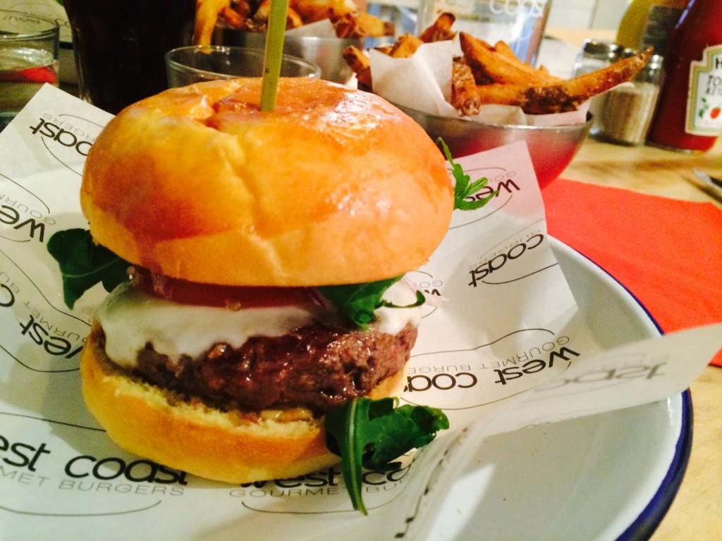 Photo du Burger Venise Beach